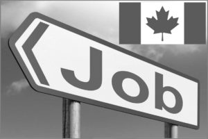 no jobs in Canada