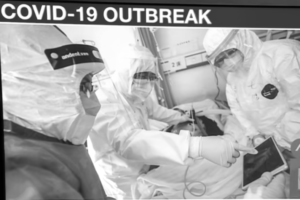 Is World Media Over-reacting to COVID-19 outbreak