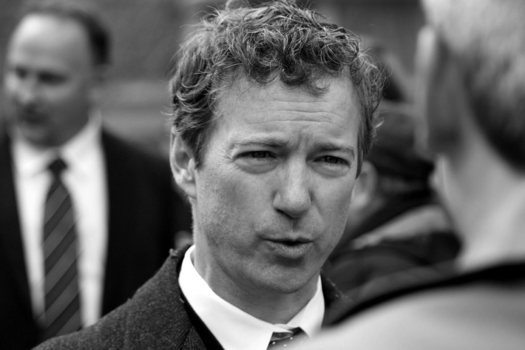 Rand Paul Tests Positive, Infected COVID–19