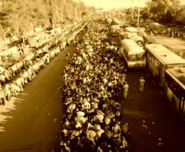 Coronavirus Lockdown and Indian Labour Migration