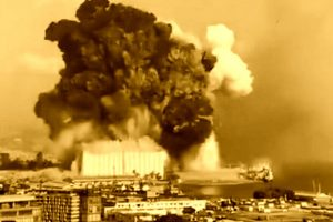Beirut Blast- Sequence of Events