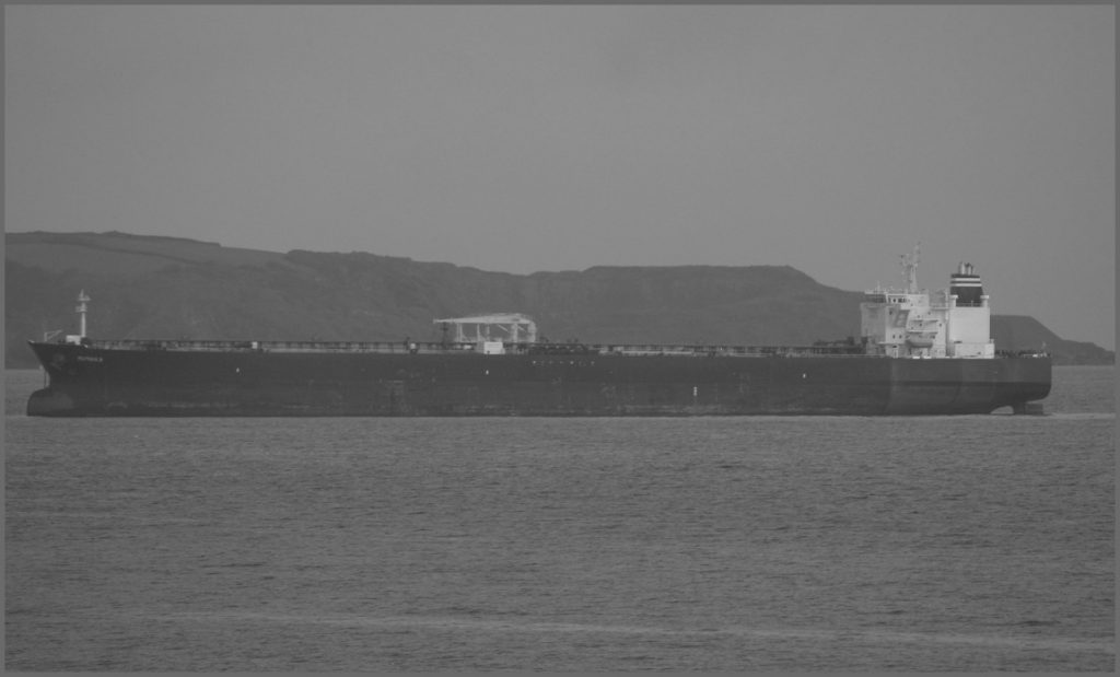 M/T Courageous Seized by US, for Illegal Supplies to North Korea